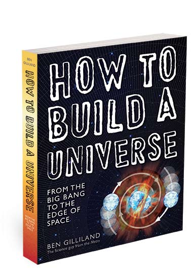 How to Build a Universe | book cover
